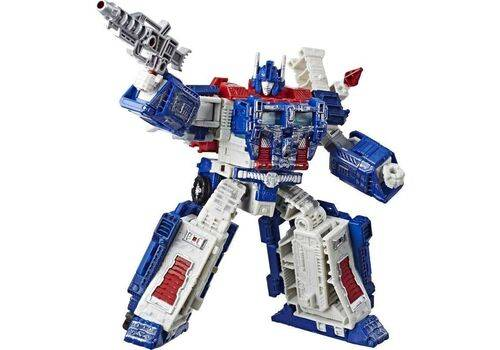 Figurka Transformers Generations War for Cybertron: Siege - Ultra Magnus, zdjęcie 1