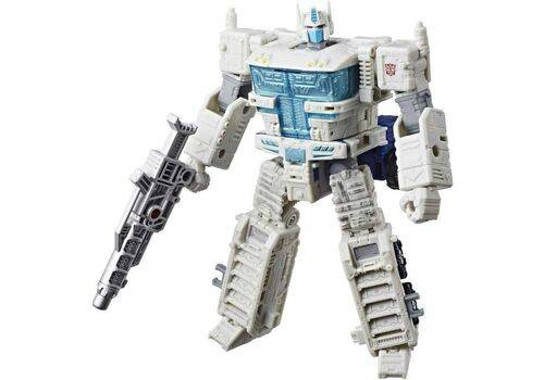 Figurka Transformers Generations War for Cybertron: Siege - Ultra Magnus, zdjęcie 2