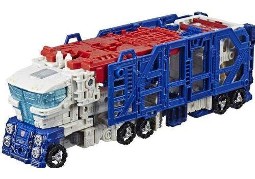 Figurka Transformers Generations War for Cybertron: Siege - Ultra Magnus, zdjęcie 4