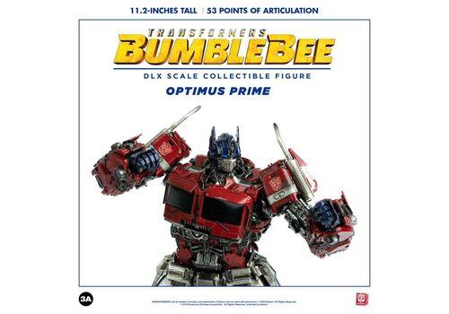 Figurka Bumblebee DLX Scale - Optimus Prime