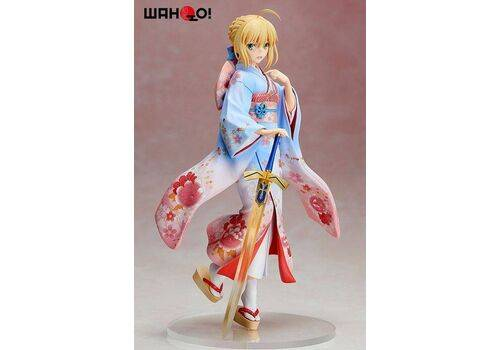 Figurka Fate/Stay Night Unlimited Blade Works 1/7 Saber Kimono