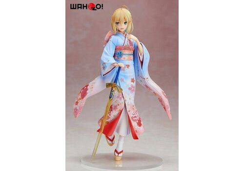 Figurka Fate/Stay Night Unlimited Blade Works 1/7 Saber KimonoFigurka Fate/Stay Night Unlimited Blade Works 1/7 Saber Kimono