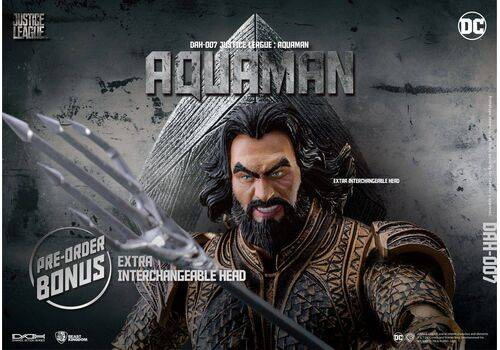 Figurka Justice League Dynamic 8ction Heroes 1/9 Aquaman
