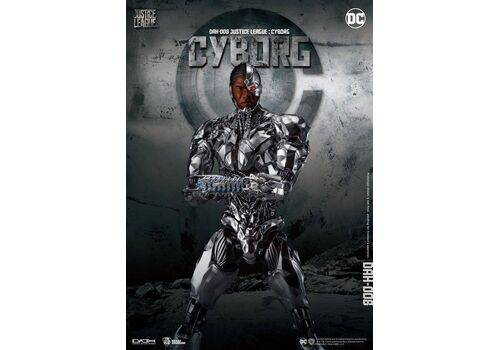 Figurka Justice League Dynamic 8ction Heroes 1/9 Cyborg