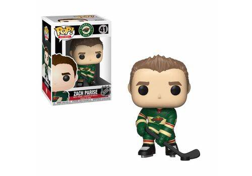 Figurka NHL POP! Sports - Zach Parise (Wild)