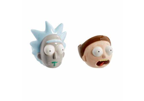 Zestaw solniczka i pieprzniczka Rick & Morty