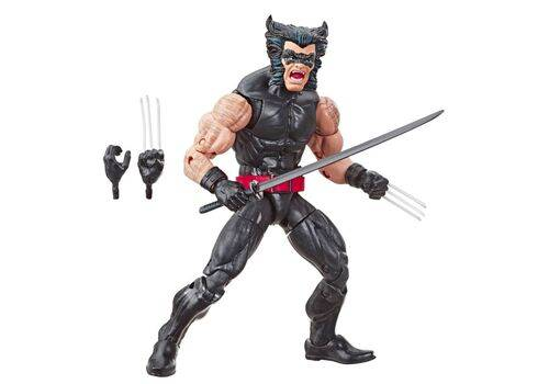 Figurka Marvel Legends Retro - Wolverine (Uncanny X-Men)