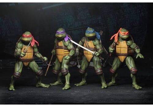 Figurka Teenage Mutant Ninja Turtles - Donatello