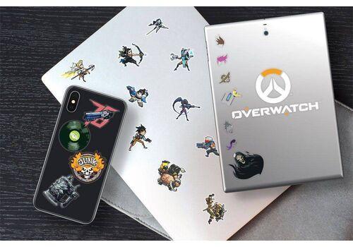Naklejki Overwatch - Bohaterowie
