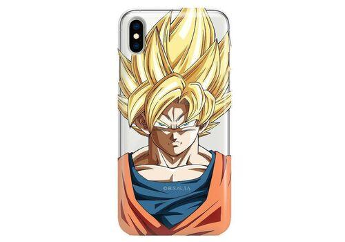 Etui na telefon Dragon Ball Z - Super Saiyan Son Goku (DBZ-14)