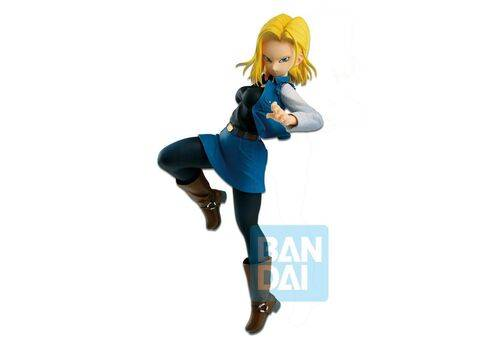 Figurka Dragon Ball Z The Android Battle - Android 18, zdjęcie 1
