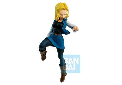 Figurka Dragon Ball Z The Android Battle - Android 18, zdjęcie 2
