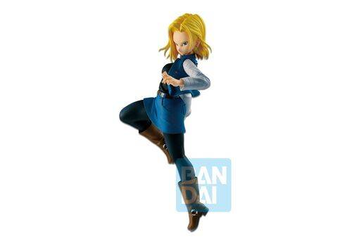 Figurka Dragon Ball Z The Android Battle - Android 18, zdjęcie 3