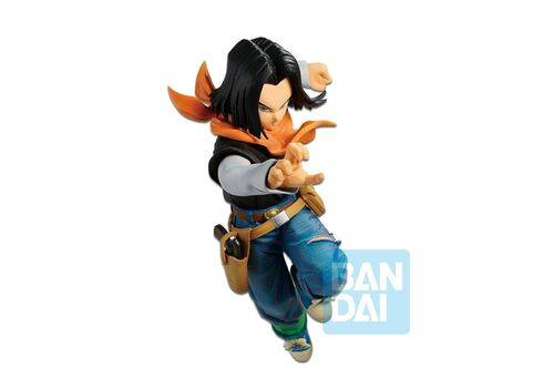 Figurka Dragon Ball Z The Android Battle - Android 17