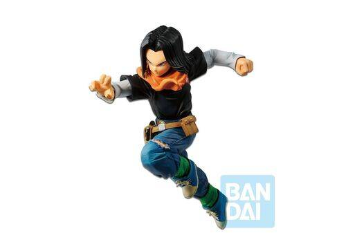 Figurka Dragon Ball Z The Android Battle - Android 17, zdjęcie 2
