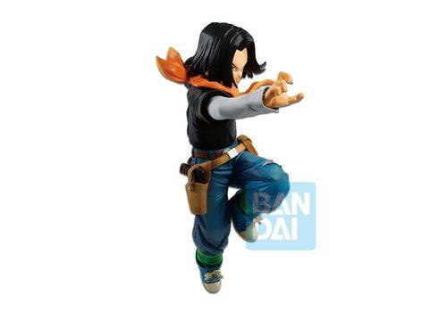 Figurka Dragon Ball Z The Android Battle - Android 17, zdjęcie 3