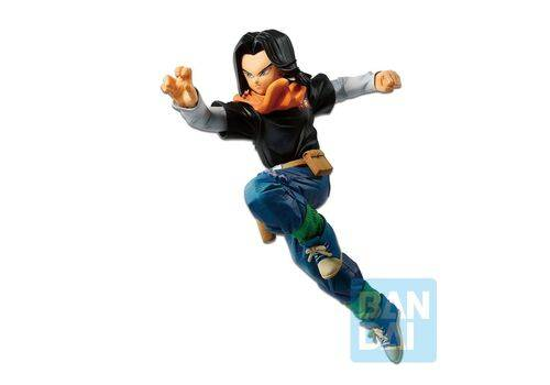Figurka Dragon Ball Z The Android Battle - Android 17, zdjęcie 4