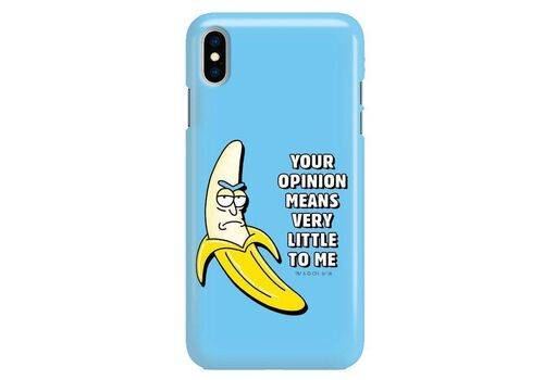 Etui na telefon Rick & Morty - Your Opinion Means Very Little to Me (RIM-59), zdjęcie 1