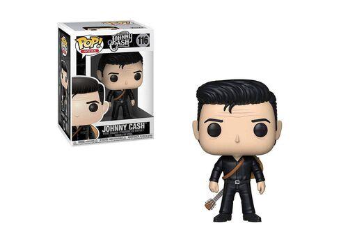 Figurka Johnny Cash in Black POP! Rocks