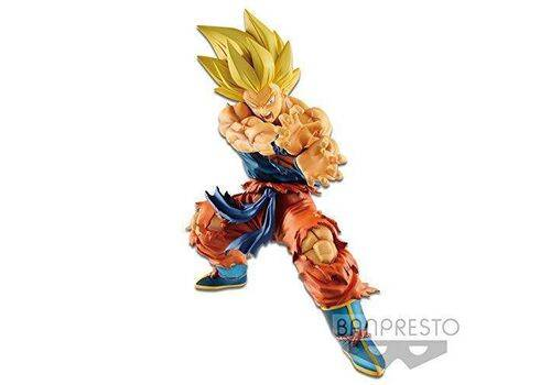 Figurka Dragon Ball Legends Collab - Kamehameha Son Goku