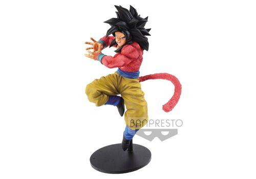Figurka Dragon Ball GT - Super Saiyan 4 Goku x10 Kamehameha Ver.