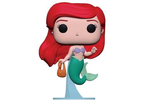 Figurka Mała Syrenka POP! - Ariel with Bag