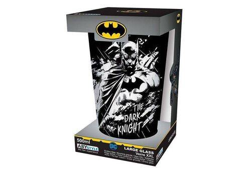 Duża szklanka DC Comics -  Batman & Joker (500 ml)