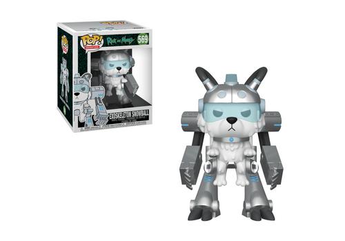 Figurka Rick and Morty POP! - Exoskeleton Snowball