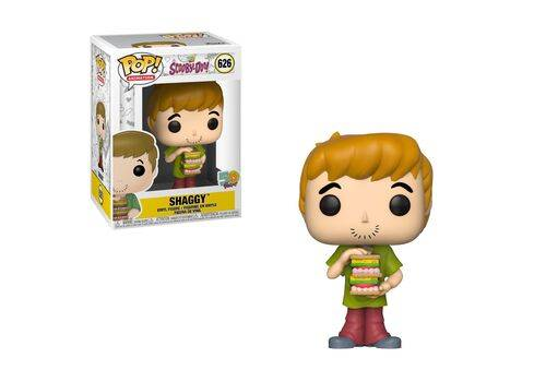 Figurka Scooby Doo POP! - Shaggy with Sandwich