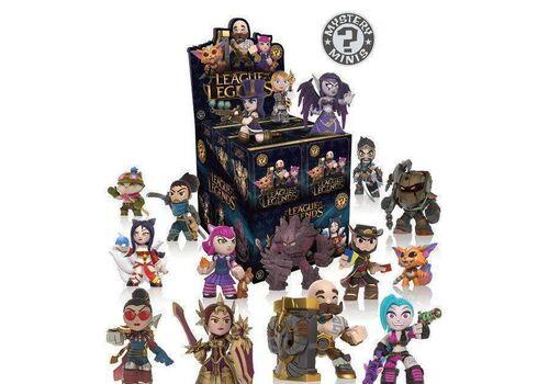 Tajemnicza mini figurka League of Legends (Zestaw 12 szt.)