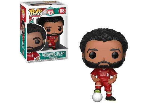 Figurka EPL POP! Sports - Mohamed Salah (Liverpool)