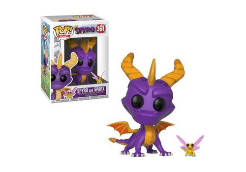 Figurka Spyro the Dragon POP! - Spyro & Sparx