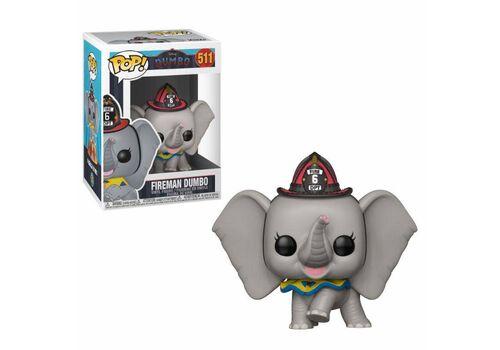 Figurka Disney POP! Fireman Dumbo