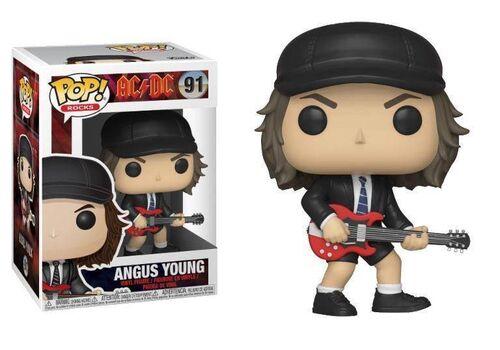 Figurka AC/DC POP! Rocks - Angus Young