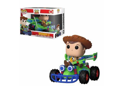 Figurka z pojazdem Toy Story POP! - Woody & RC
