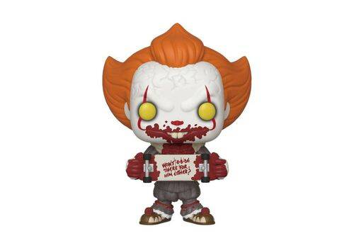 Figurka IT Chapter 2 POP! - Pennywise with Skateboard