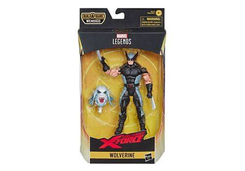 Figurka Marvel Legends - Wolverine (X-Force 2019 Wave 1)