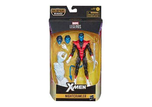 Figurka Marvel Legends - Nightcrawler (X-Force 2019 Wave 1)