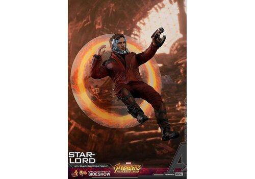 Figurka Avengers Infinity War Movie Masterpiece 1/6 Star-Lord