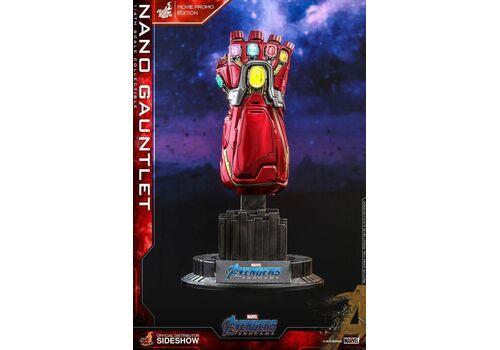 Replika Avengers: Endgame 1/4 Nano Gauntlet 19 cm