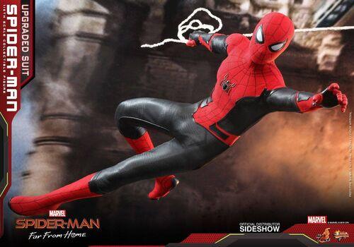 Figurka Spider-Man: Far From Home Movie Masterpiece 1/6 Spider-Man (Upgraded Suit)