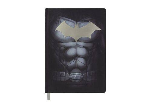 Notatnik DC Comics - Batman  (Metalowe Logo)
