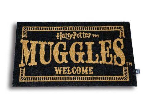 Wycieraczka Harry Potter - Muggles Welcome 43 x 72 cm