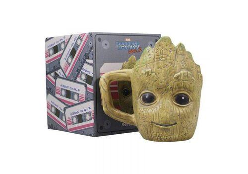Kubek ceramiczny Marvel 3D - Groot (250 ml)