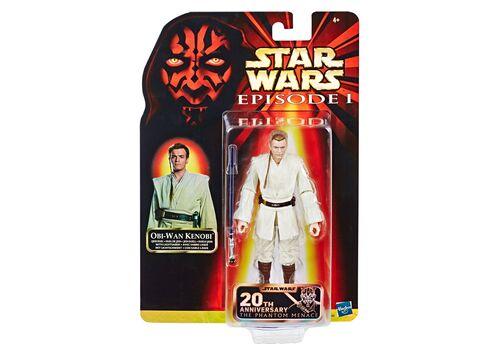 Figurka Star Wars Epizod I Black Series - Obi-Wan (Jedi Duel) 20th Anniversary Exclusive