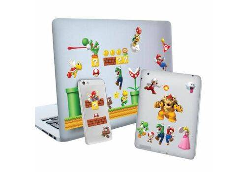 Naklejki Nintendo - Super Mario