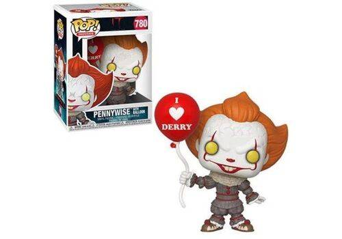 Figurka IT Chapter 2 POP! - Pennywise with Balloon
