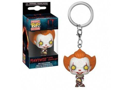Brelok It / To Chapter 2 POP! - Pennywise with Beaver Hat