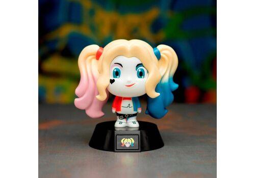 Mini Lampka DC Comics - Harley Quinn (Suicide Squad)
