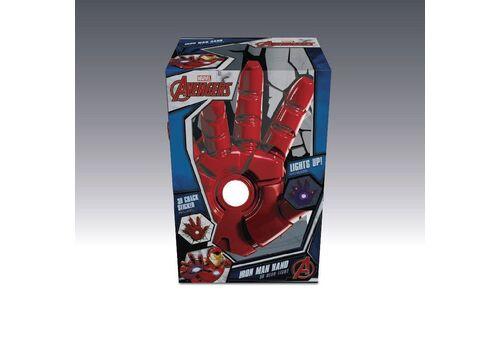 Lampka 3D LED Marvel - Dłoń Iron Mana